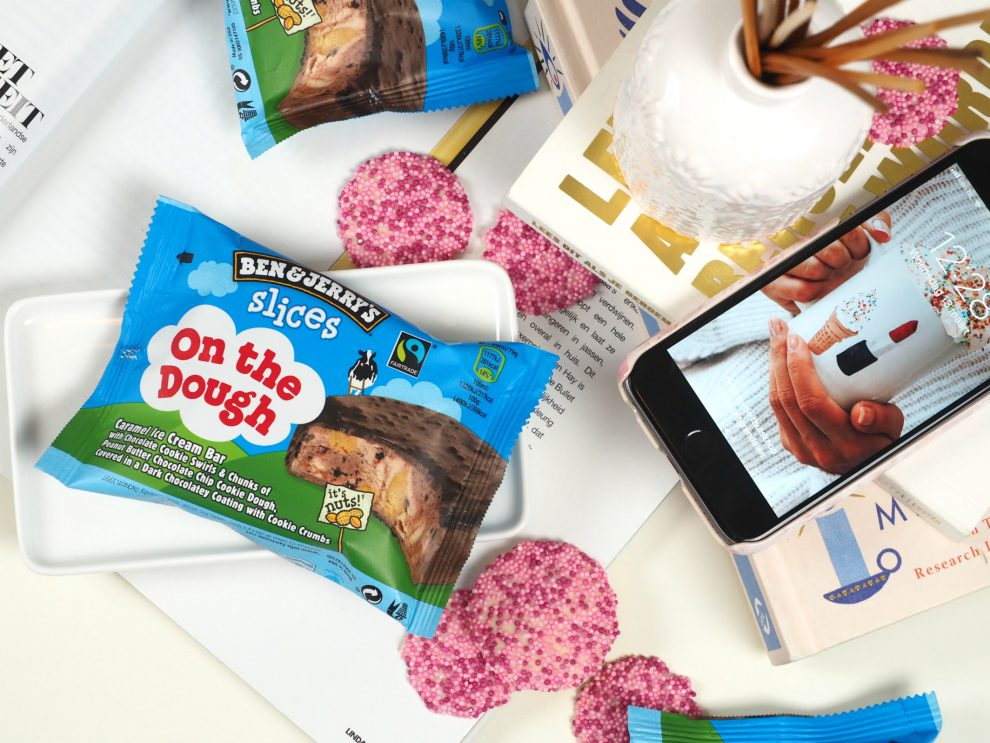 Ben & Jerry´s On The Dough