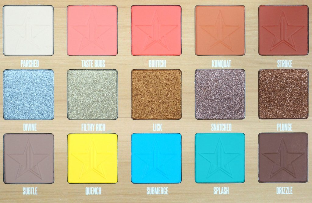 Jeffree Star Cosmetics Thirsty