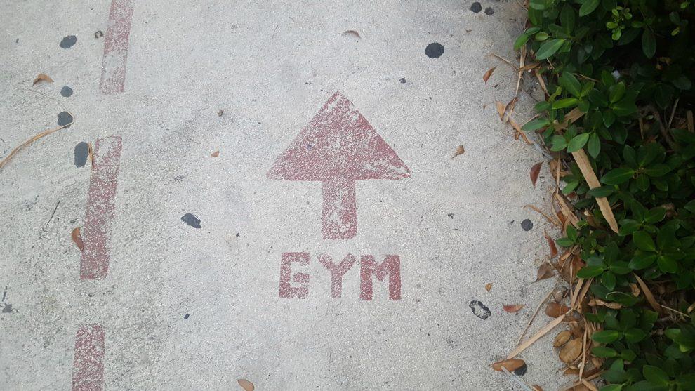 beginnen met fitness