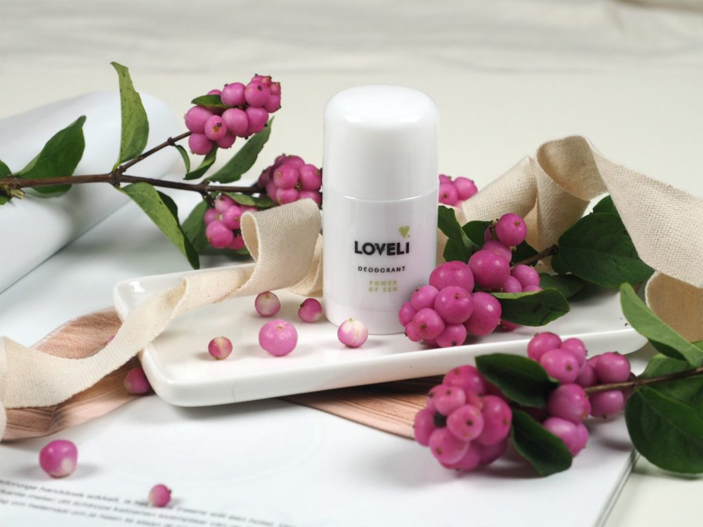 loveli deodorant