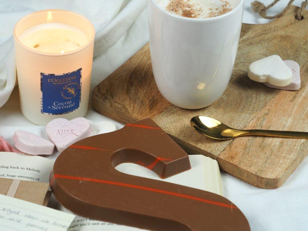 chocoladeletter satésaus