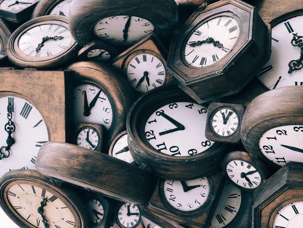 bloggen als je weinig tijd hebt