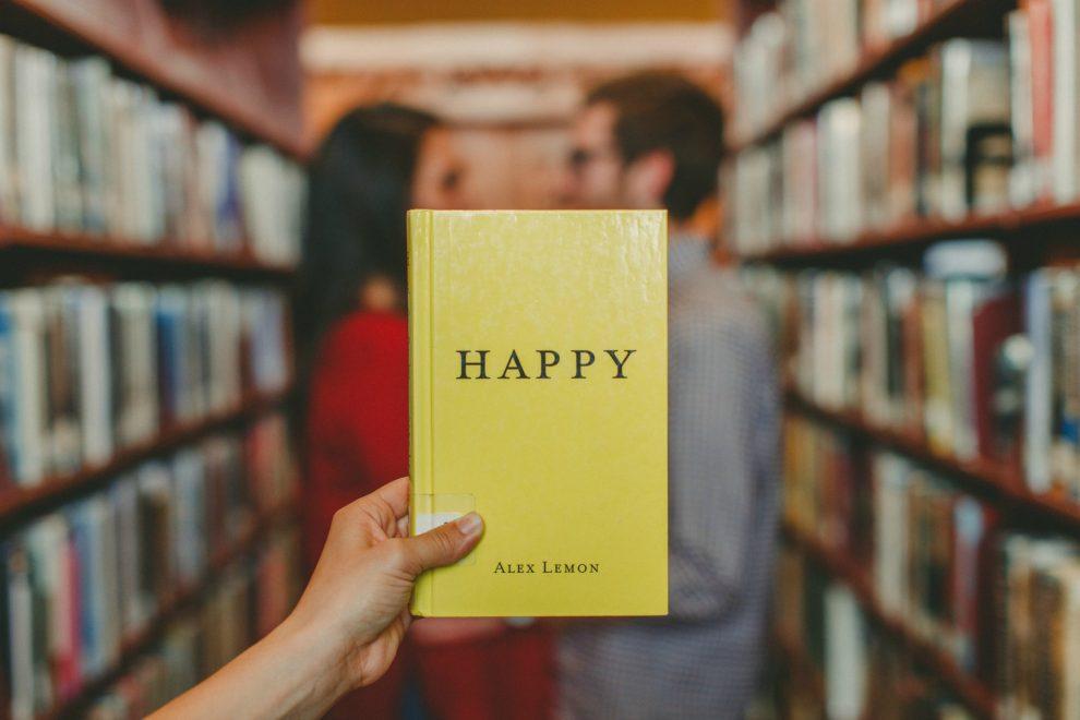 gelukkig leven