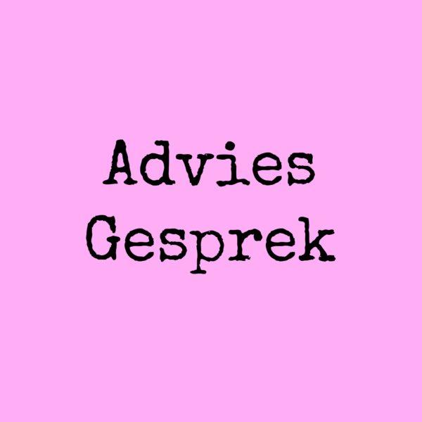Adviesgesprek