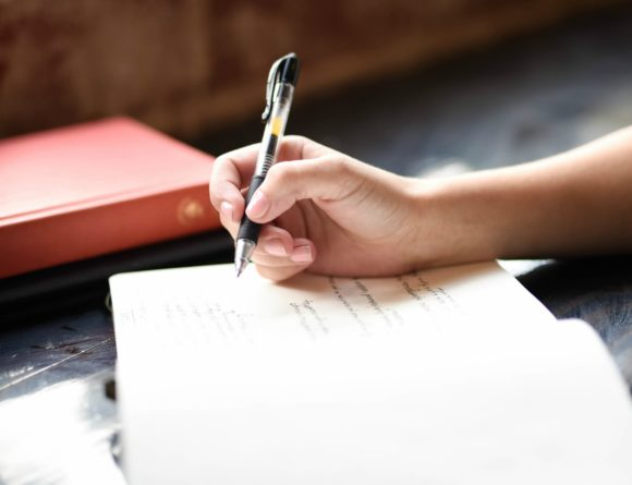 oefenen met schrijven