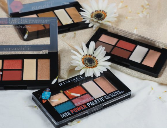 rimmel london power palettes