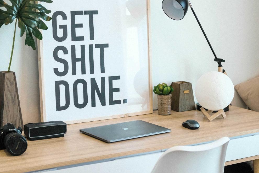 productief zijn