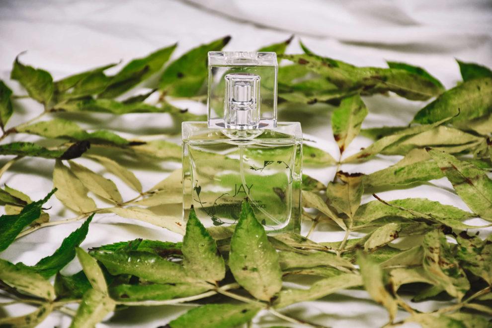 biologische parfum